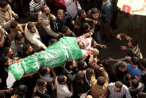 Salah-satu-korban-tewas-akibat-serangan-Israel-dimakamkan-Reuters-Ahmed-Zakot