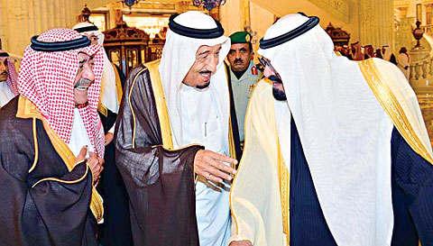 arab-saudi-raja