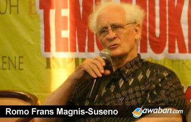 Franz Magnis Suseno - Tokoh Katolik